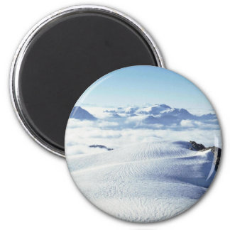 Clouds And Snow Magnets