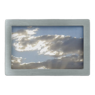 Clouds And Sun Belt Buckles