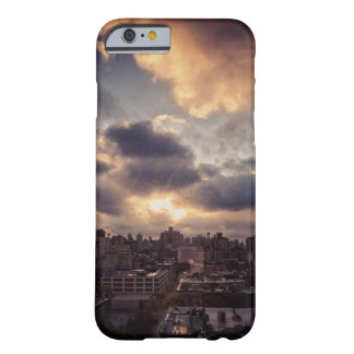Clouds at Sunset Barely There iPhone 6 Case