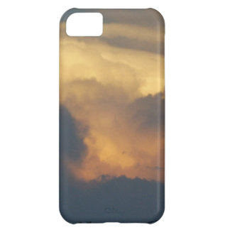Clouds at Sunset Cloud Photography Gold Clouds iPhone 5C Case