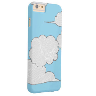 Clouds Barely There iPhone 6 Plus Case