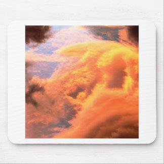 Clouds Cape Mouse Pad