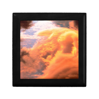 Clouds Cape New Zealand Keepsake Boxes