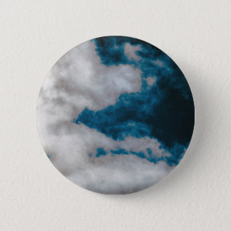 Clouds changing 6 cm round badge