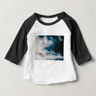Clouds changing baby T-Shirt