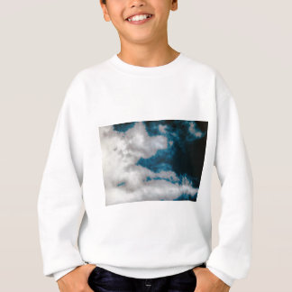 Clouds changing sweatshirt
