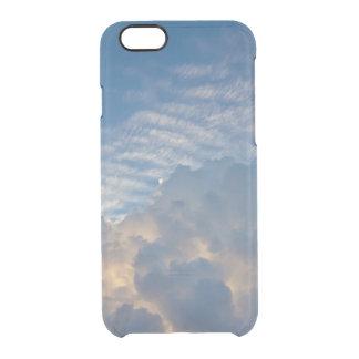 Clouds Clear iPhone 6/6S Case