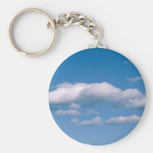 Clouds Drifters Keychains