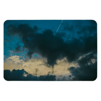 Clouds Flexible Magnet
