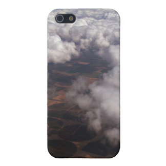 Clouds from above iPhone 5 case