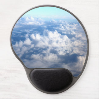 Clouds Gel Mouse Pad