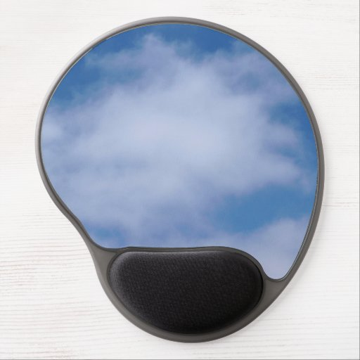 Clouds Gel Mouse Pads