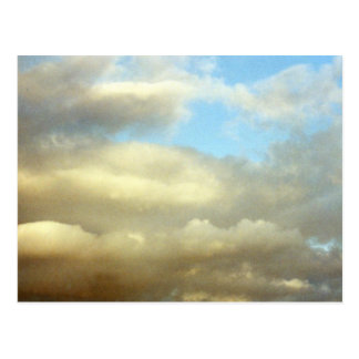 Clouds I Postcard