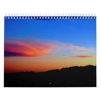 clouds in new mexico calendar