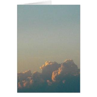 clouds in romania card