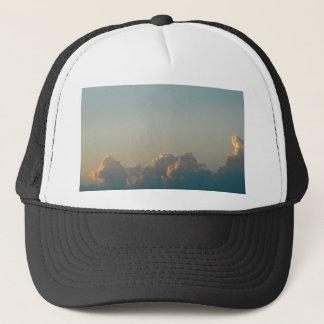 clouds in romania trucker hat