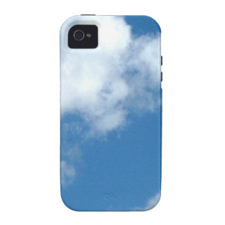 Clouds in the Sky MF Case-Mate iPhone 4 Covers
