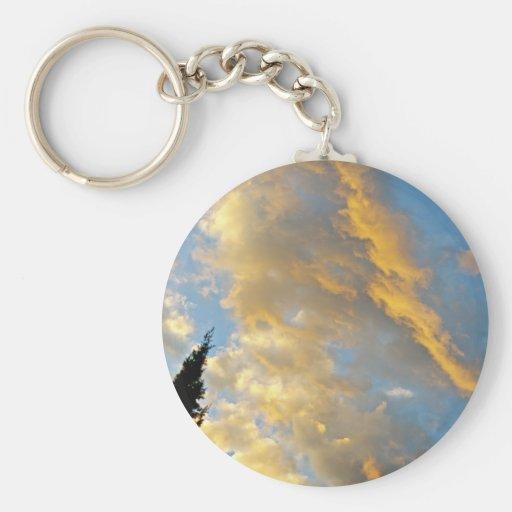 Clouds Keychains