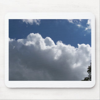 clouds mousepads