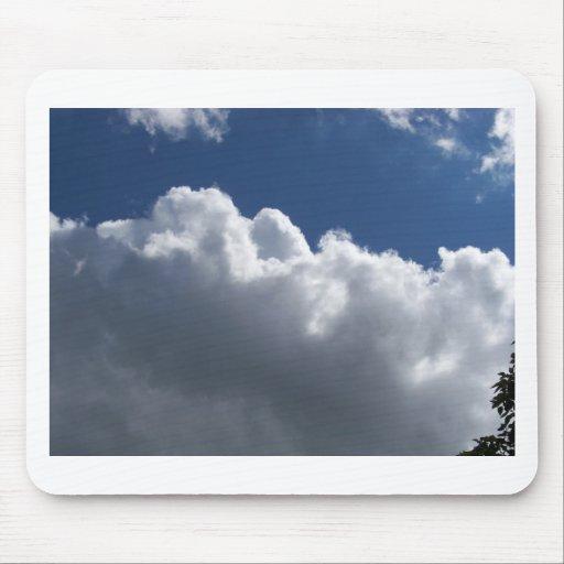 clouds mousepads