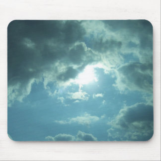 Clouds - Mouse pad