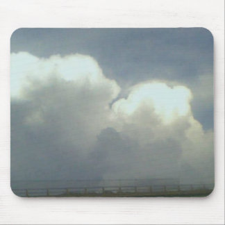 Clouds Mouse Pad