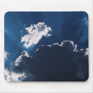 Clouds Mousepad