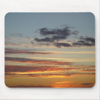 Clouds of Fire Mouse Pad