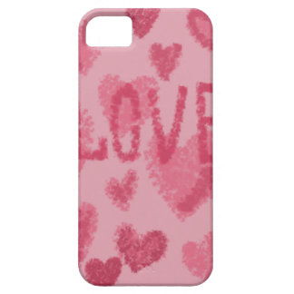 Clouds of love case for the iPhone 5