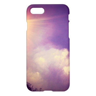 Clouds over Berlin iPhone 7 Case