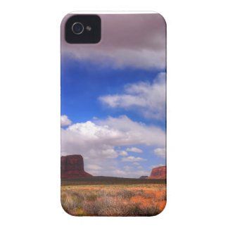Clouds over the desert iPhone 4 cover