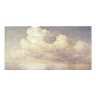 Clouds Over The Sea Wind By Aiwasowskij Iwan Konst Photo Cards