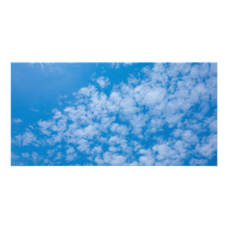 Clouds Photo Greeting Card