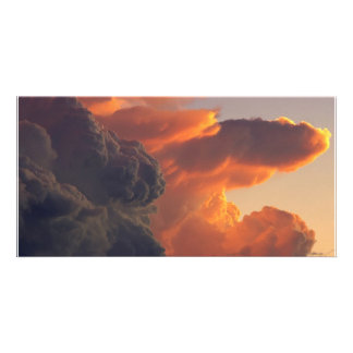 Clouds Picture Card