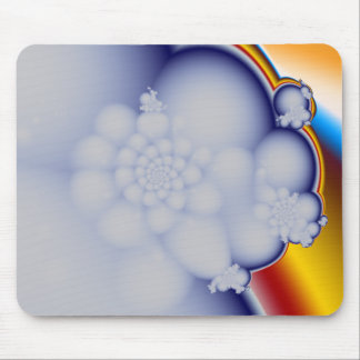 Clouds & Rainbows Mouse Pad