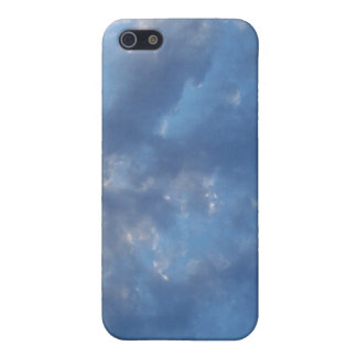 clouds sky blue covers for iPhone 5