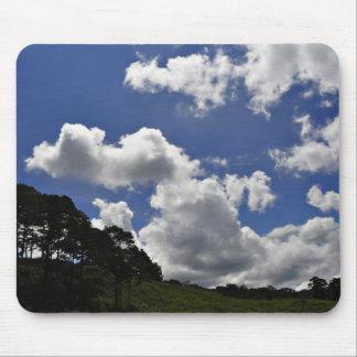 Clouds Sky Landscape Nature Mouse Pad