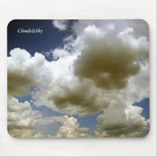 Clouds&Sky Mouse Pads