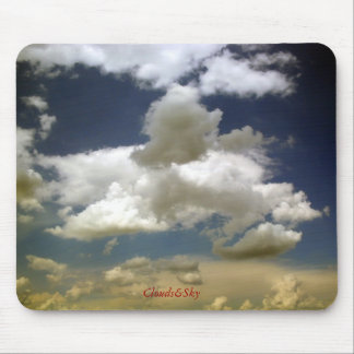 Clouds&Sky Mouse Pad