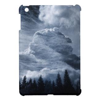 Clouds Temple iPad Mini Cover