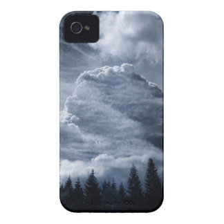 Clouds Temple iPhone 4 Covers