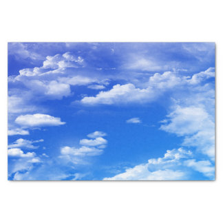 Clouds Tissue Paper