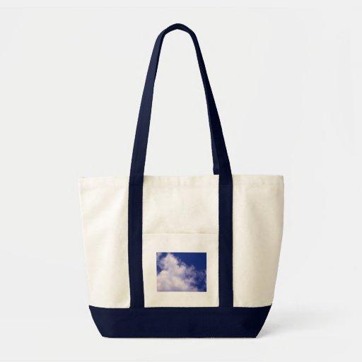 Clouds with Bird Bag