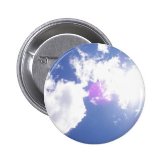 Clouds with Orb Button