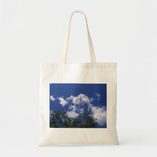 Clouds with Treetops Bag