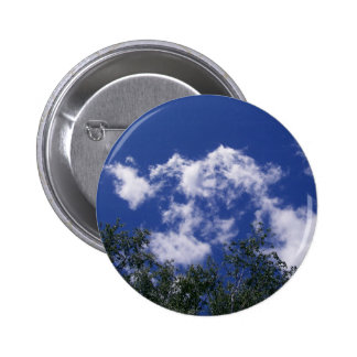 Clouds with Treetops Button