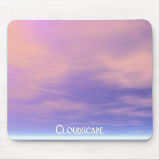 Cloudscape Mouse Pad