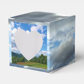 Cloudsporn Wedding Favour Boxes