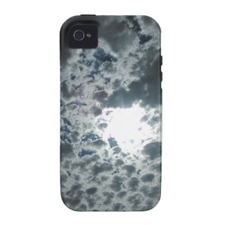 Cloudy iPhone 4/4S Cover