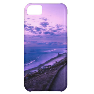 cloudy iPhone 5C case